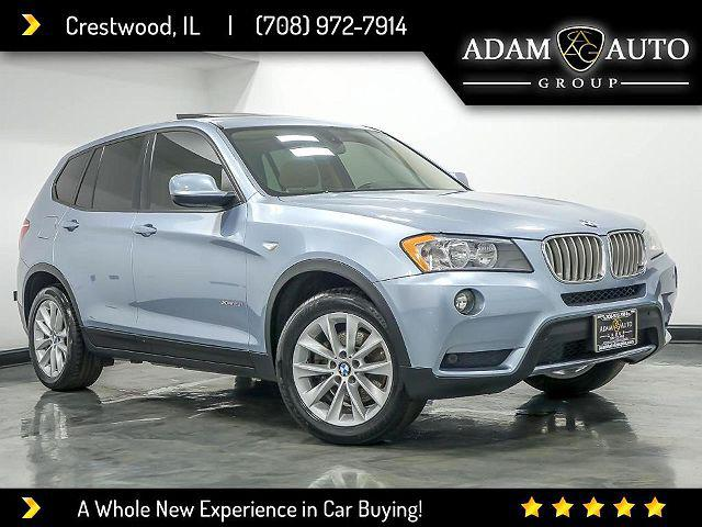 2013 BMW X3 xDrive28i for sale in Crestwood, IL