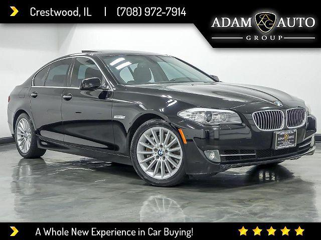 2011 BMW 5 Series 535i for sale in Crestwood, IL