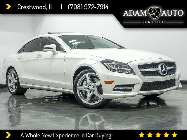 2014 Mercedes-Benz CLS-Class for sale near Crestwood, IL
