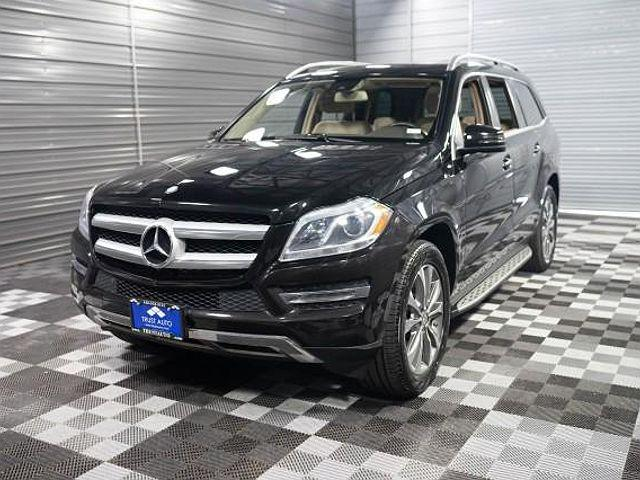 2013 Mercedes-Benz GL-Class GL 450 for sale in Sykesville, MD