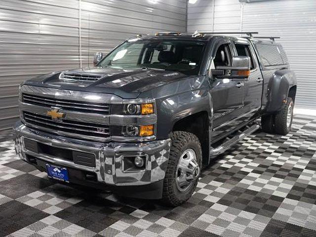 2018 Chevrolet Silverado 3500HD LTZ for sale in Sykesville, MD