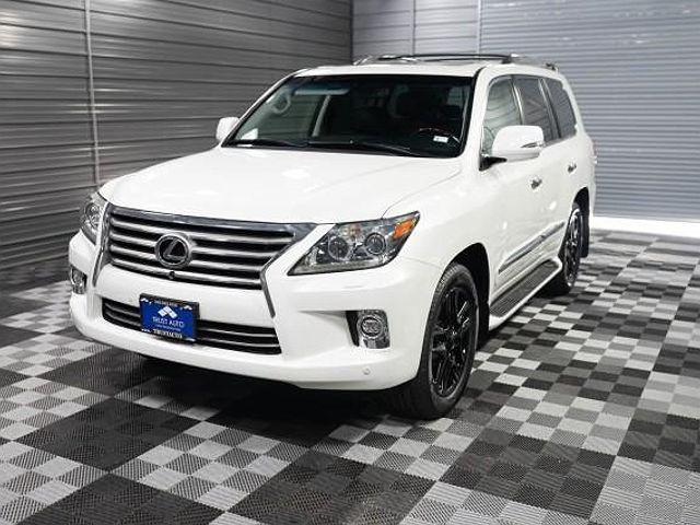 2015 Lexus LX 570 4WD 4dr for sale in Sykesville, MD
