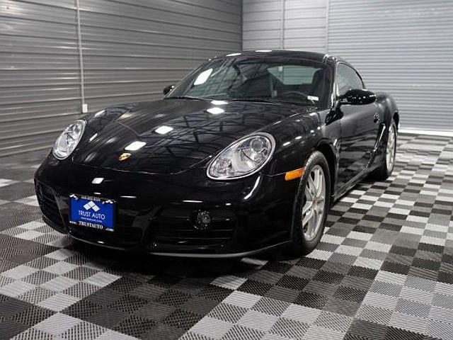2007 Porsche Cayman 2dr Cpe for sale in Sykesville, MD