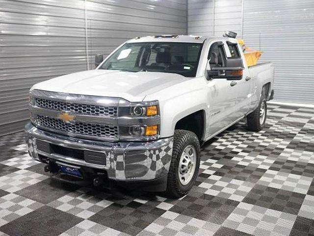 2019 Chevrolet Silverado 2500HD Work Truck for sale in Sykesville, MD