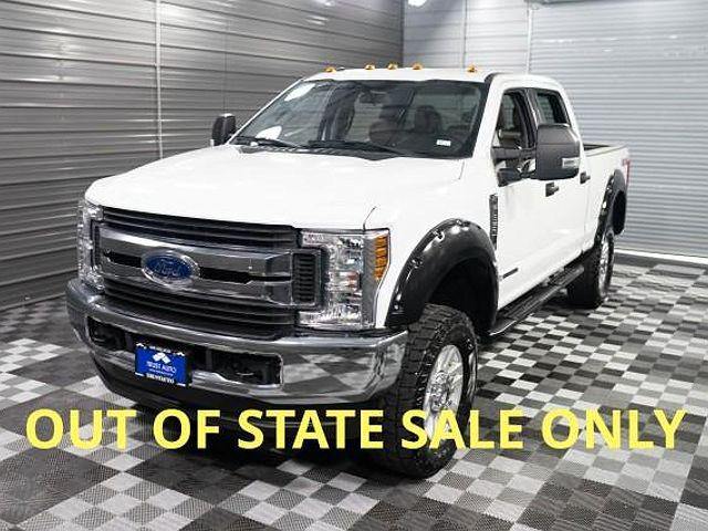 2018 Ford F-250 XLT for sale in Sykesville, MD