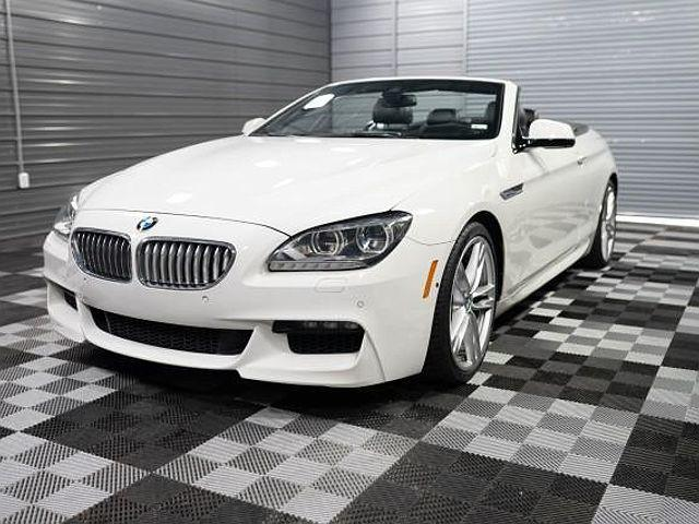 2014 BMW 6 Series 650i for sale in Sykesville, MD