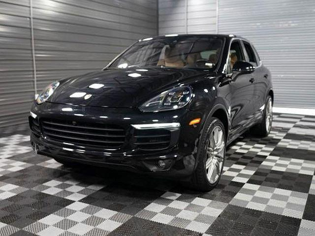 2016 Porsche Cayenne S for sale in Sykesville, MD
