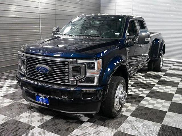 2021 Ford F-450 Platinum for sale in Sykesville, MD