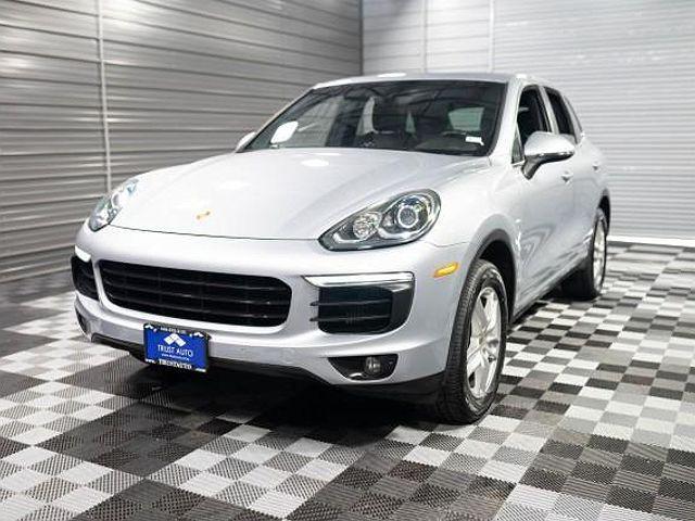 2015 Porsche Cayenne Diesel for sale in Sykesville, MD