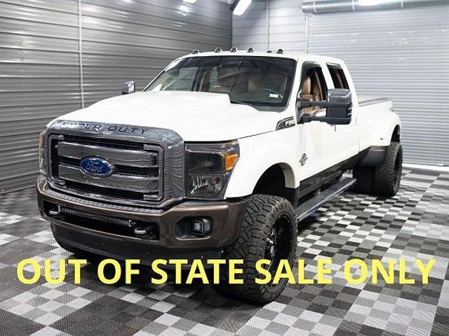 2016 Ford F-350 Lariat for sale in Sykesville, MD