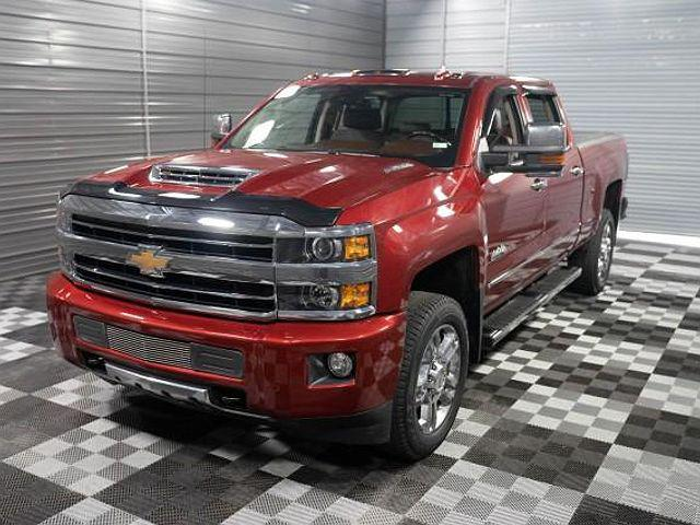 2018 Chevrolet Silverado 2500HD High Country for sale in Sykesville, MD
