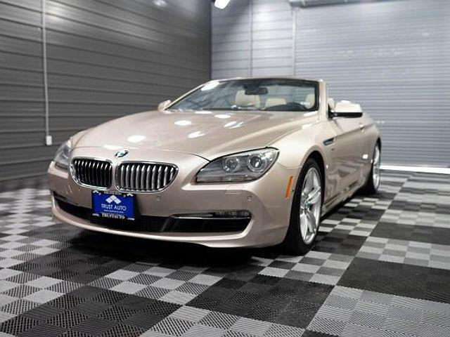 2012 BMW 6 Series 650i xDrive for sale in Sykesville, MD