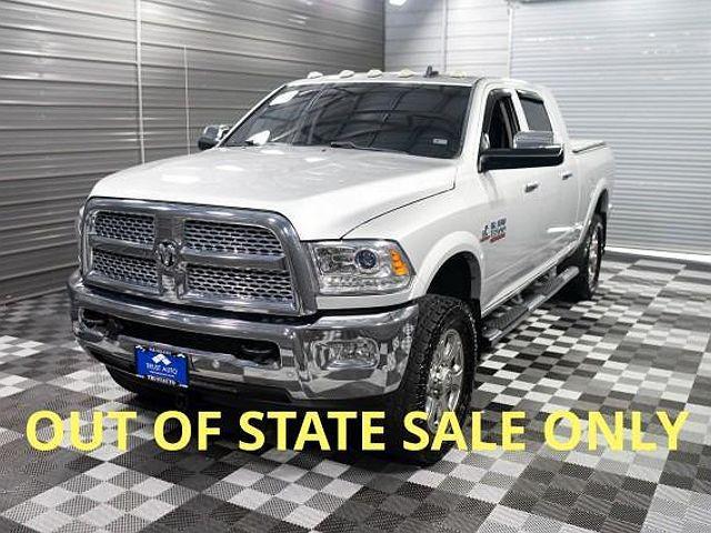 2017 Ram 3500 Laramie for sale in Sykesville, MD