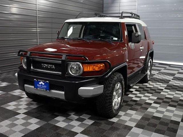 2008 Toyota FJ Cruiser 4WD 4dr Auto (Natl) for sale in Sykesville, MD