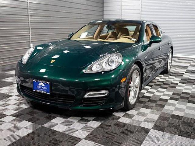 2011 Porsche Panamera Turbo for sale in Sykesville, MD
