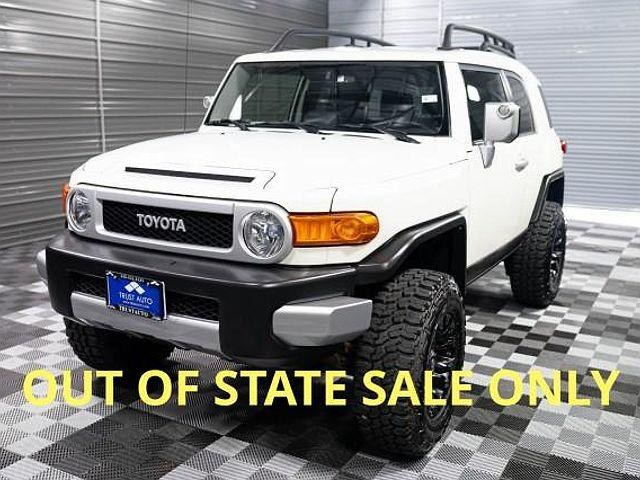 2013 Toyota FJ Cruiser 4WD 4dr Auto (Natl) for sale in Sykesville, MD