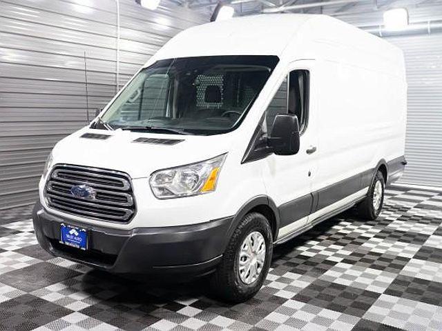 """2015 Ford Transit Cargo Van T-350 148"""" EL Hi Rf 9500 GVWR Sliding RH Dr for sale in Sykesville, MD"""