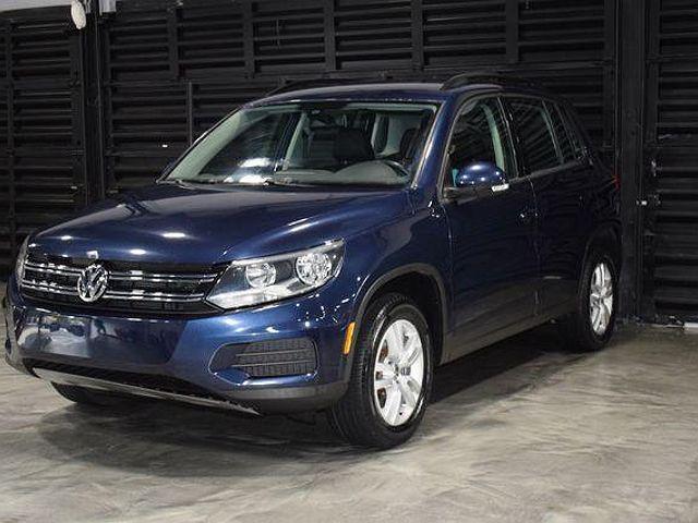 2016 Volkswagen Tiguan S for sale in Coral Gables, FL