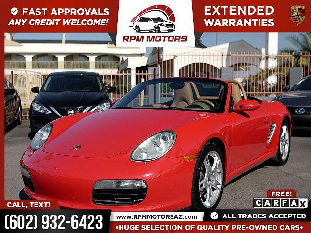 2008 Porsche Boxster Unknown for sale in Phoenix, AZ