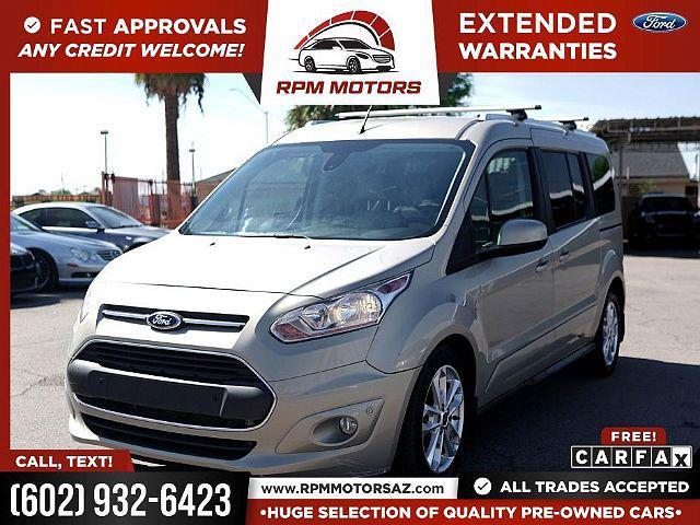 2014 Ford Transit Connect Wagon Titanium for sale in Phoenix, AZ