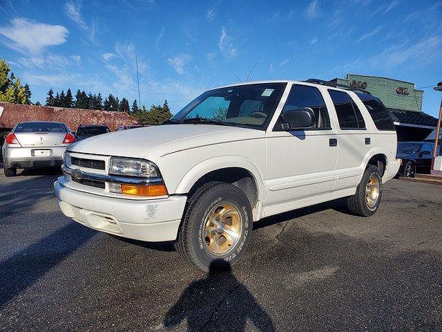 2000 Chevrolet Blazer TrailBlazer for sale in Seattle, WA