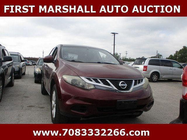 2011 Nissan Murano S for sale in Harvey, IL