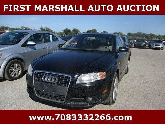 2008 Audi A4 for sale near Harvey, IL