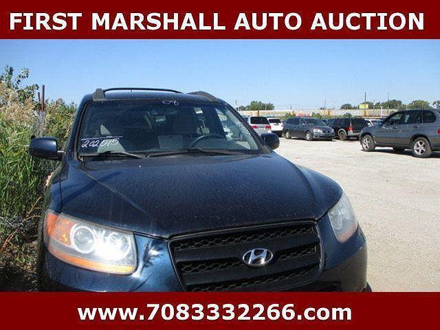 2008 Hyundai Santa Fe GLS for sale in Harvey, IL
