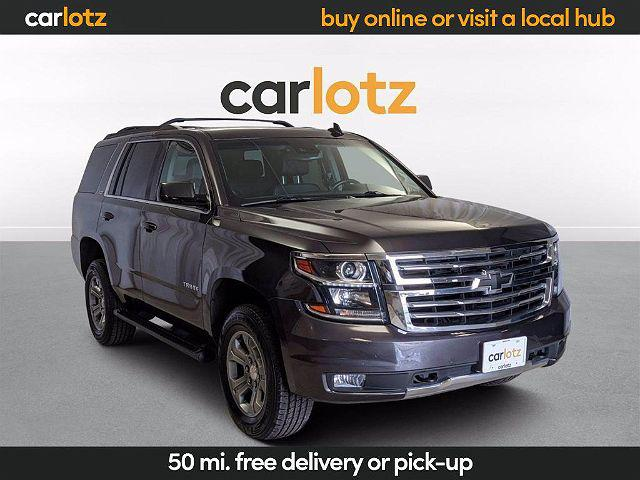 2017 Chevrolet Tahoe LT for sale in Downers Grove, IL