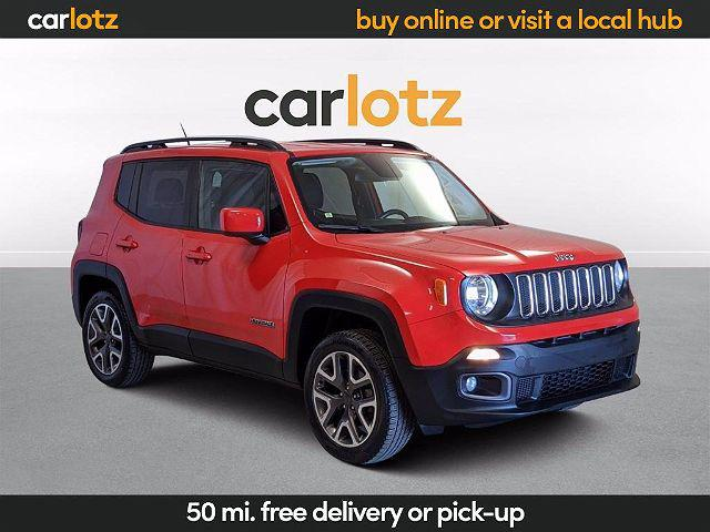 2017 Jeep Renegade Latitude for sale in Downers Grove, IL