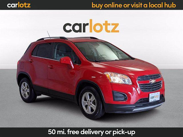 2016 Chevrolet Trax LT for sale in Downers Grove, IL