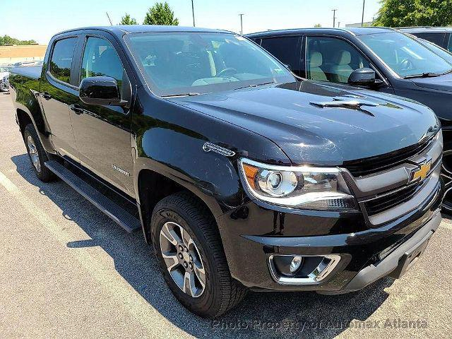 2016 Chevrolet Colorado for sale near Lilburn, GA