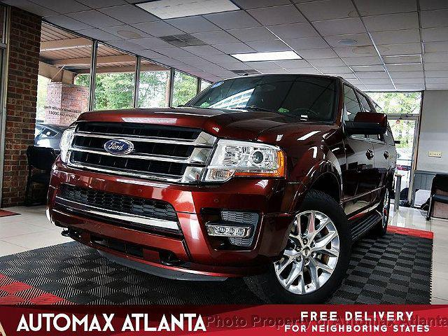 2017 Ford Expedition Limited for sale in Lilburn, GA