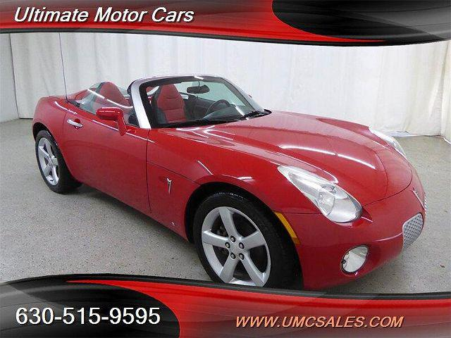 2006 Pontiac Solstice 2dr Convertible for sale in Downers Grove, IL