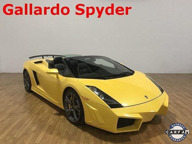 2007 Lamborghini Gallardo 2dr Conv for sale in Fort Lauderdale, FL