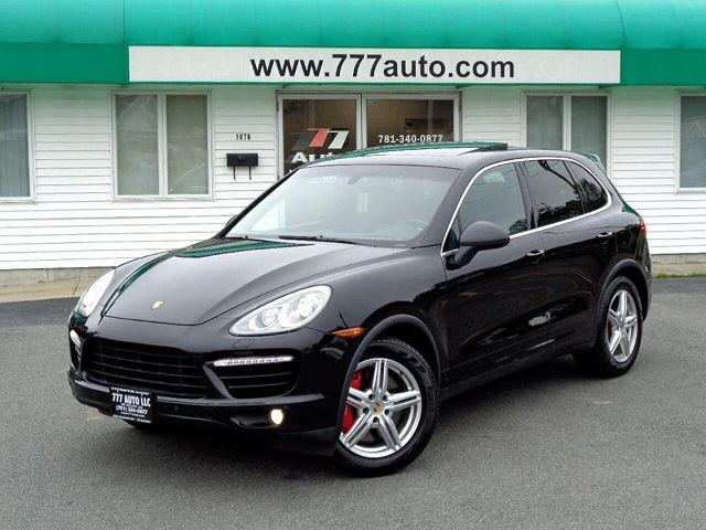 2014 Porsche Cayenne Turbo for sale in Weymouth, MA