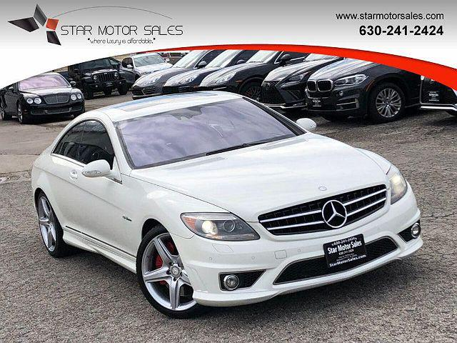 2008 Mercedes-Benz CL-Class for sale near Downers Grove, IL