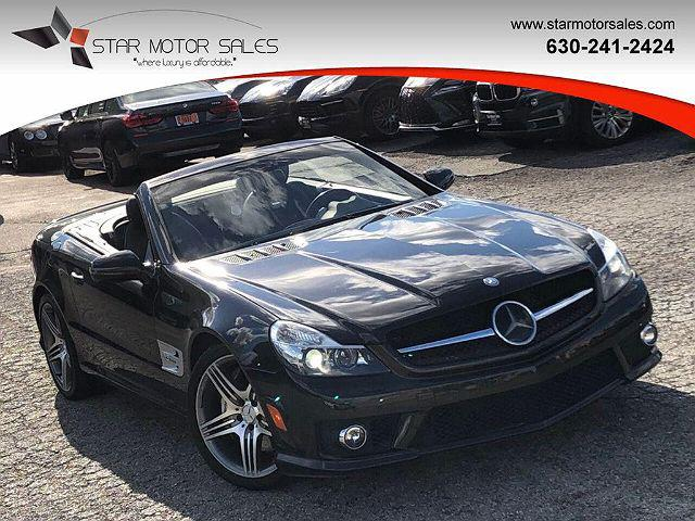 2009 Mercedes-Benz SL-Class AMG for sale in Downers Grove, IL