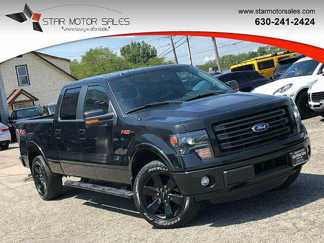 2014 Ford F-150 FX4 for sale in Downers Grove, IL