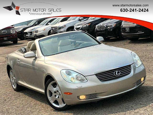 2005 Lexus SC 430 2dr Convertible for sale in Downers Grove, IL