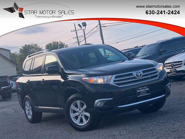 2013 Toyota Highlander SE for sale in Downers Grove, IL
