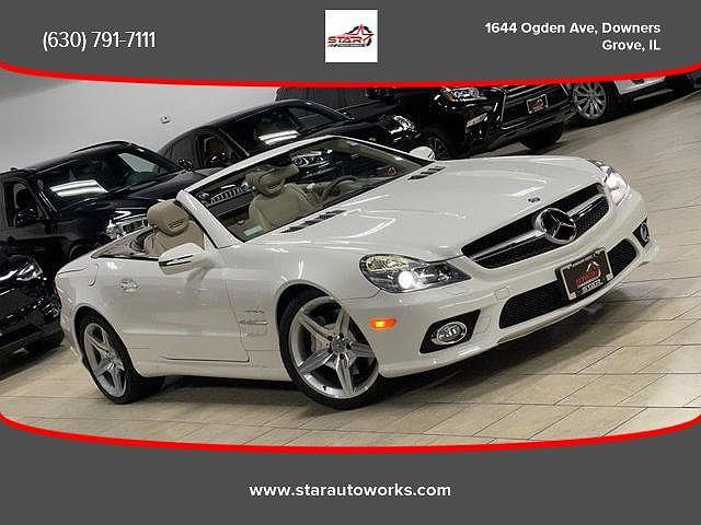 2009 Mercedes-Benz SL-Class V8 for sale in Downers Grove, IL