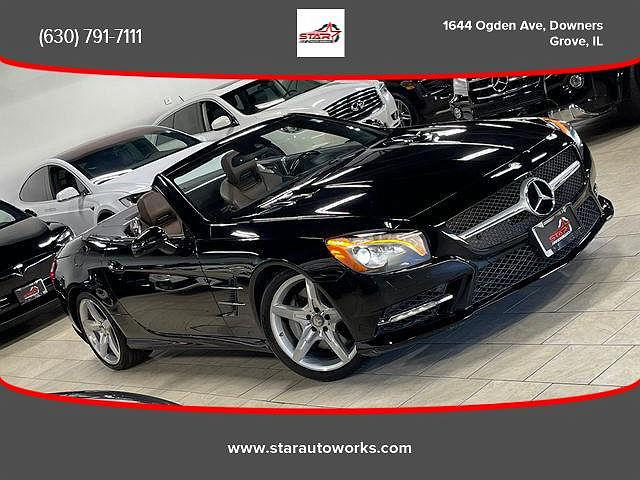 2015 Mercedes-Benz SL-Class SL 400 for sale in Downers Grove, IL
