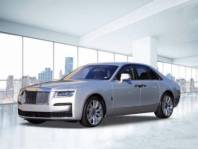 2021 Rolls-Royce Ghost Sedan for sale in Sterling, VA