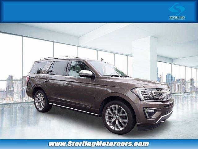 2019 Ford Expedition Platinum for sale in Sterling, VA