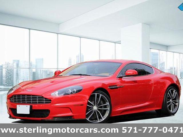 2011 Aston Martin DBS 2dr Cpe for sale in Sterling, VA