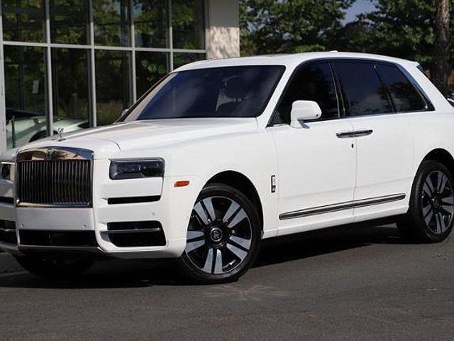2019 Rolls-Royce Cullinan Sport Utility for sale in Sterling, VA