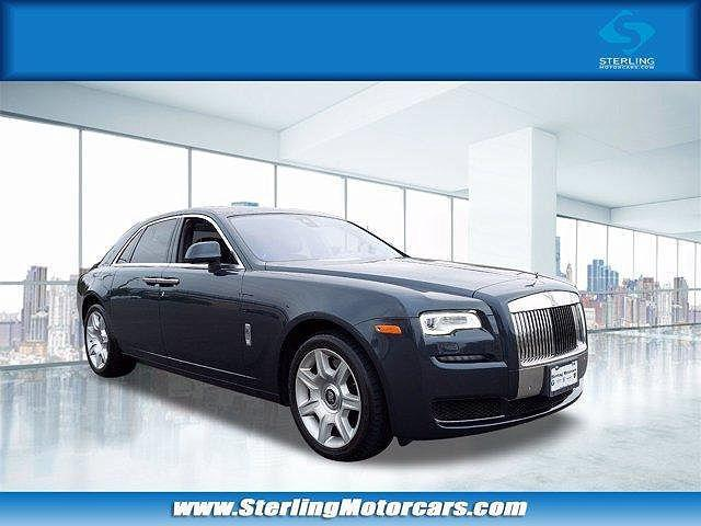 2016 Rolls-Royce Ghost 4dr Sdn for sale in Sterling, VA