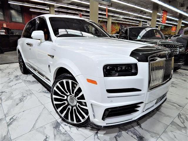 2020 Rolls-Royce Cullinan Sport Utility for sale in Springfield, NJ