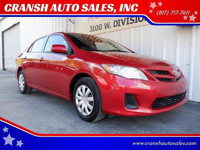 2011 Toyota Corolla LE for sale in Arlington, TX